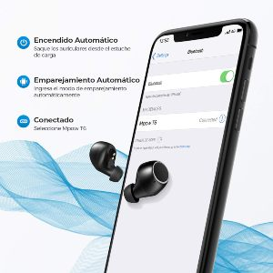 auriculares inalambricos bluetooth baratos