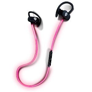 Auriculares Bluetooth Deportivos Luminosos